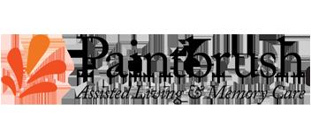 Paintbrush Assisted Living logo