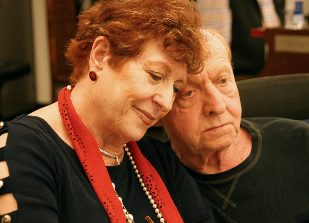 Carol and Irwin Rosenstein, MMM co-founders and co-directors<br />(Photo by Serene Meshel Dillman)
