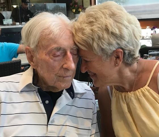 Ken and Margreth Butterworth